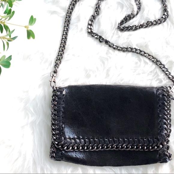 Borse in Pelle Handbags - Borse in Pelle Italian Leather Crossbody Clutch ff8e95a7eab